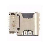 Leitor Sim Card / Micro SD Samsung i8552 Win Duos