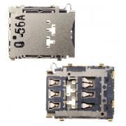 Leitor Sim Card Samsung A3 A5 A7 A300 A500 A700