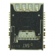 Leitor Sim Card Samsung  J320 J3 + Micro  SD Card