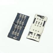Leitor Sim Card Sony Xperia C5 E5553 E5533 E5563