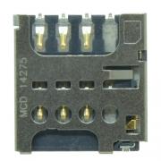 Leitor Sim Card Sony Xperia M C2004 C2005 C1904