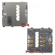 Leitor Sim Card Sony Xperia Z1 C6943 C6902 C6903 L39h