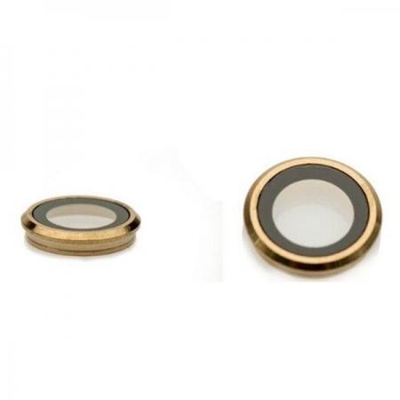 Lente Camera iPhone 6 6S / 6 6S Plus Dourada