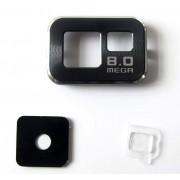 Lente Camera Samsung I9100 S2 Preto