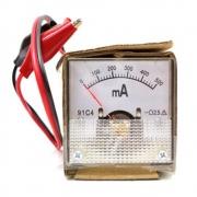 Mini Amperímetro Analogico