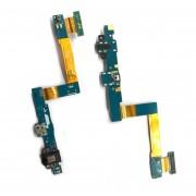 Placa Conector Carga / Fone P2 / Home Samsung Tab 9.7 P550 P555