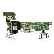 Placa Conector Carga / Fone P2 / Microfone Samsung A300m A3
