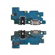 Placa Conector Carga / Fone P2 / Microfone Samsung A20 A205