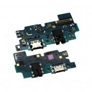 Placa Conector Carga / Fone P2 / Microfone Samsung A50 A505