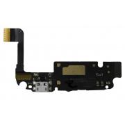 Placa Conector Carga / Microfone Alcatel 5024 Idol