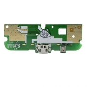 Placa Conector Carga / Microfone Alcatel 6012 Idol Mini