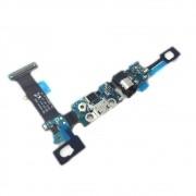 Placa Conector Carga / Microfone / Fone P2 Samsung Note 5 N920P