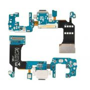Placa Conector Carga / Microfone Samsung G950F S8