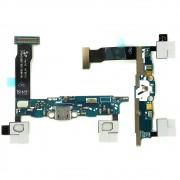 Placa Conector Carga / Microfone Samsung N910V Note 4