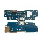 Placa Conector Carga / Vibra / Microfone Asus Zenfone Go TV ZB552KL