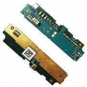 Placa Sony Xperia C C2304 C2305 Microfone + Vibracall