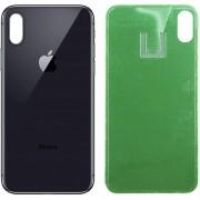 Tampa Traseira Iphone XS Max A1921 A2101 A2102 A2103 A2104 Preto