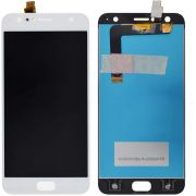 Tela Frontal Asus Zenfone 4 Selfie ZD553KL X00LD Branco
