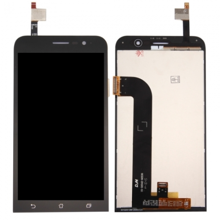 Tela Frontal Asus Zenfone Go 5.5 ZB500KG X00BD Preto