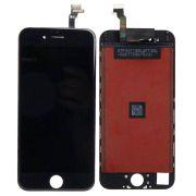 Tela Frontal iPhone 6 Plus A1522 A1524 A1593 Preto