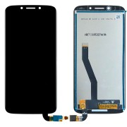 Tela Frontal Motorola Moto E5 Play Go XT1920 Preto