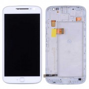Tela Frontal Motorola Moto G4 Plus XT1640 Branco