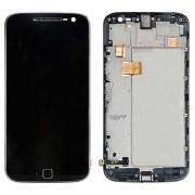 Tela Frontal Motorola Moto G4 Plus XT1640 Preto