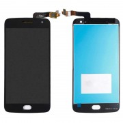 Tela Frontal Motorola Moto G5 Plus XT1683 Preto