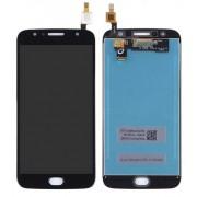 Tela Frontal Motorola Moto G5S Plus XT1802 Preto