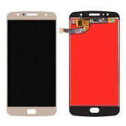 Tela Frontal Motorola Moto G5S XT1792 Dourado