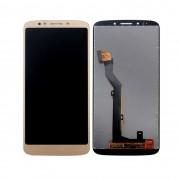 Tela Frontal Motorola Moto G6 Play XT1922 Moto E5 XT1944 Dourado