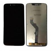 Tela Frontal Motorola Moto G7 Play XT1952 Preto