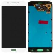 Tela Frontal Samsung A800 A8 OLED Branco
