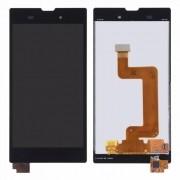 Tela Frontal Sony Xperia T3 D5102 D5106 Preto