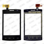 Touch LG E410 E415 Preto