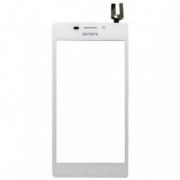 Touch Sony Xperia M2 Aqua D2403 D2406 Branco
