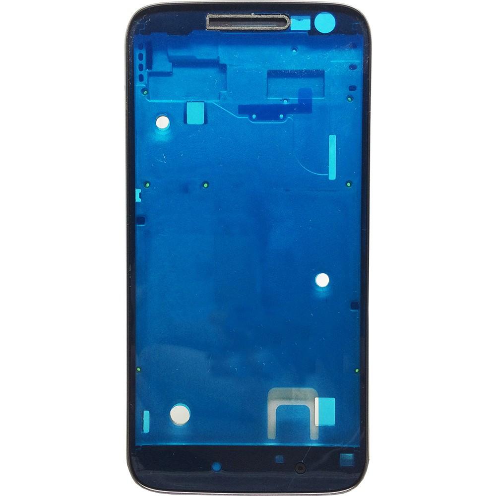 Aro Moldura LCD Motorola Moto G4 Play XT1600 Grafite