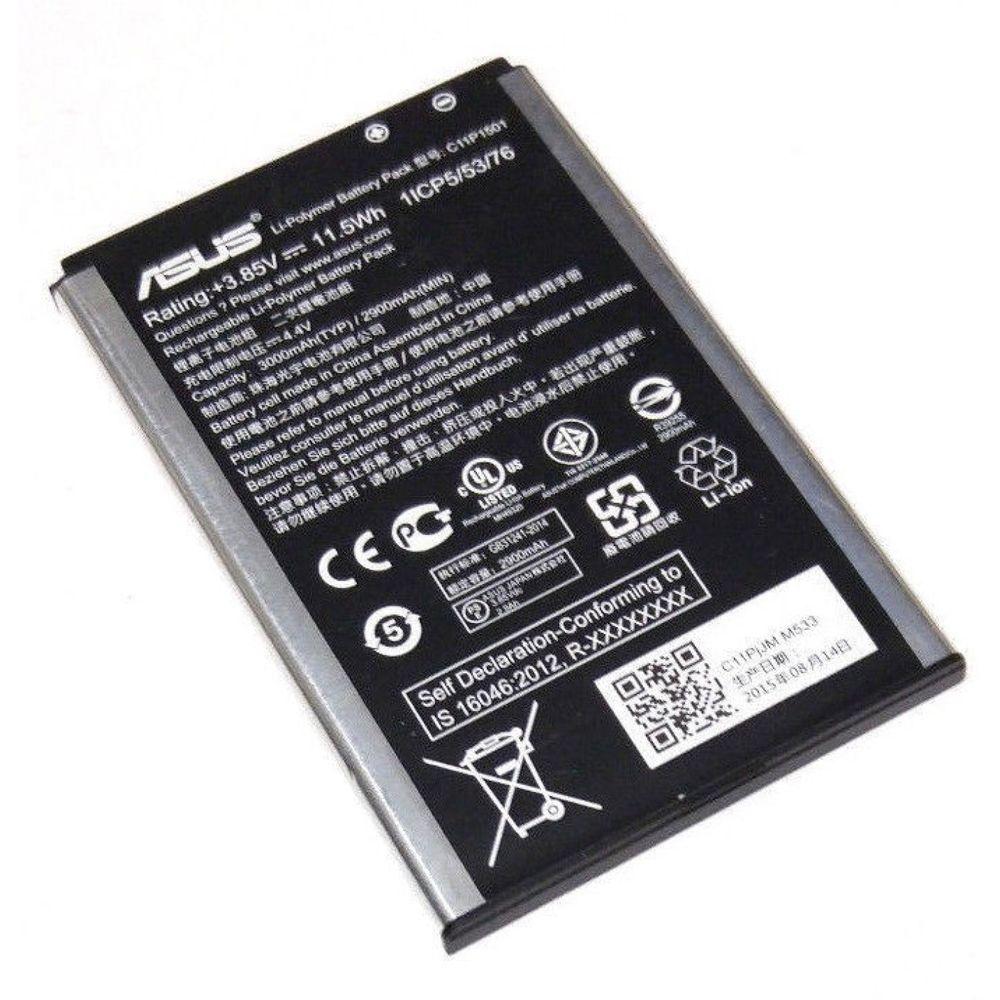 Bateria Asus Zenfone 2 Laser Selfie ZE550 ZE551KL ZD551KL ZE601KL C11P1501