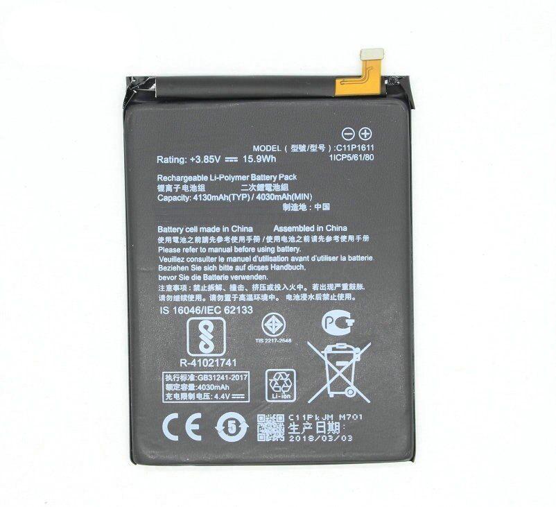 Bateria Asus Zenfone 3 Max ZC520TL ZB570TL C11P1611