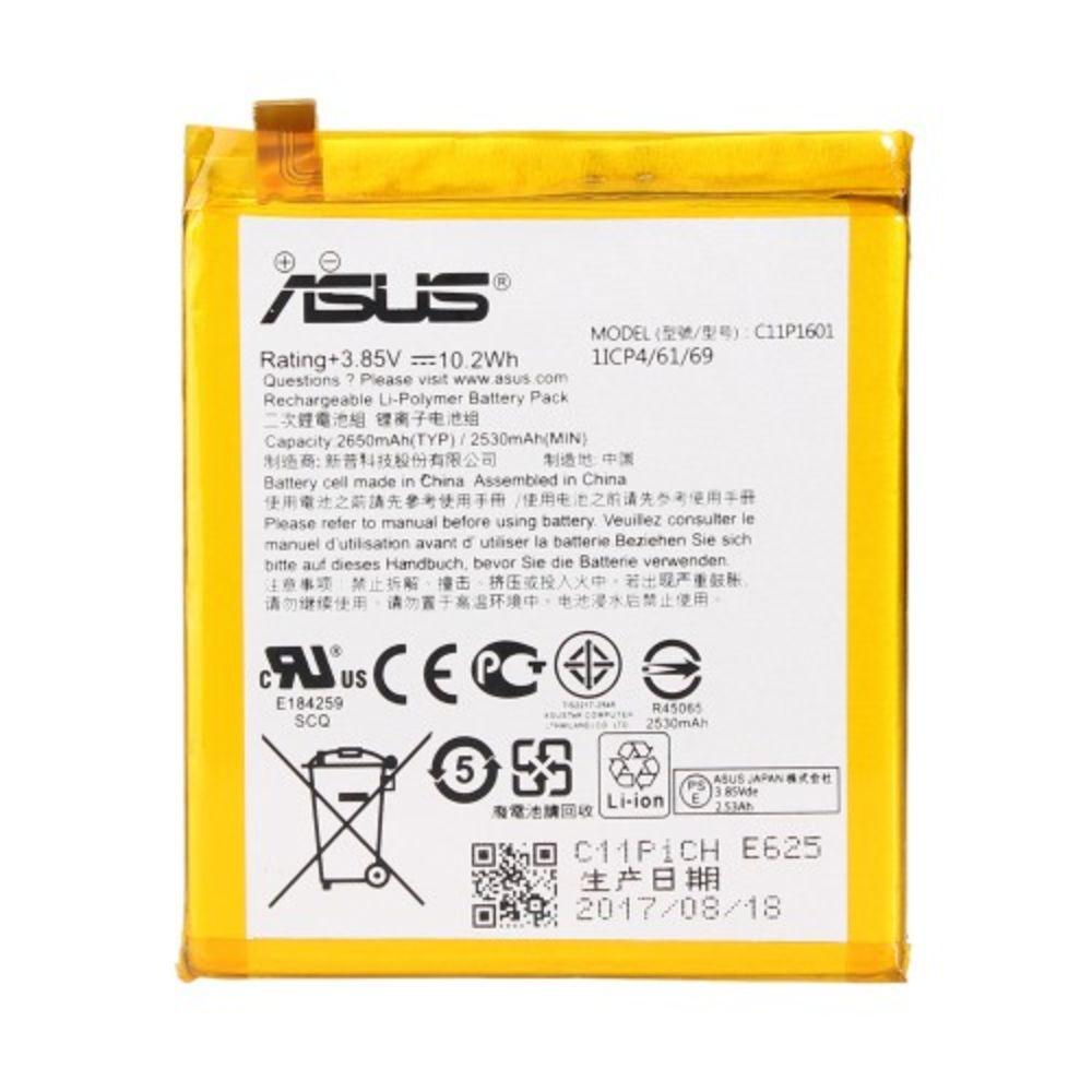 Bateria Asus Zenfone 3 ZB501KL ZE520KL 5.2 C11P1601