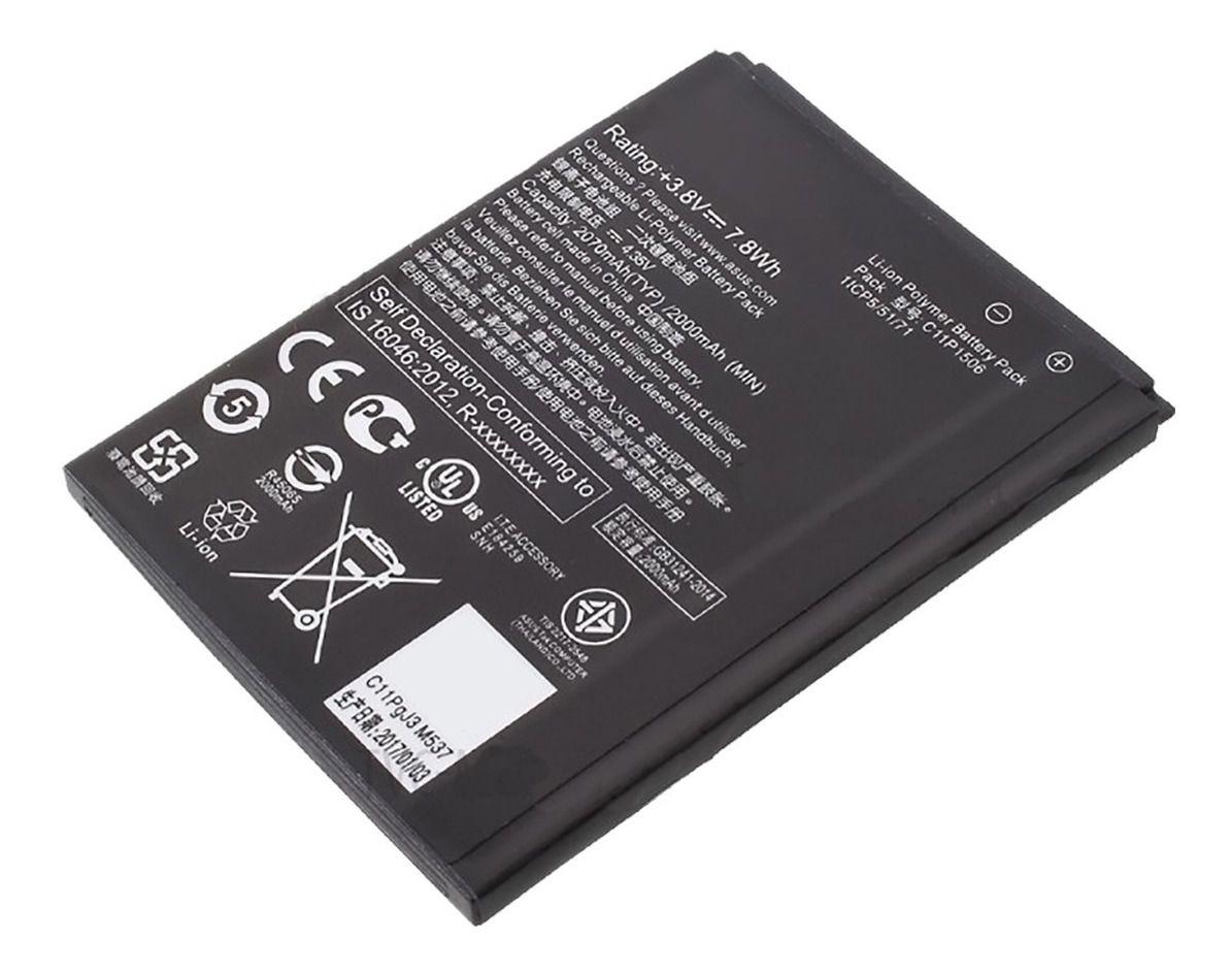 Bateria Asus Zenfone Go ZC500 G500TG C11P1506