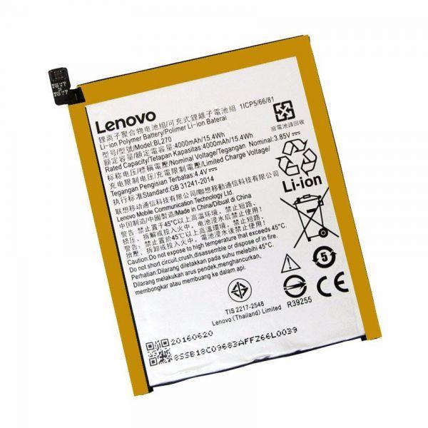 Bateria Lenovo Vibe K6 Plus Moto E5 XT1944 Moto G6 Play XT1922 BL-270