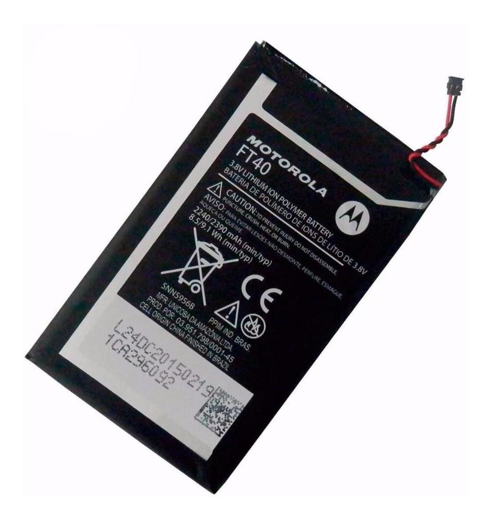 Bateria Motorola Moto E2 - FT40