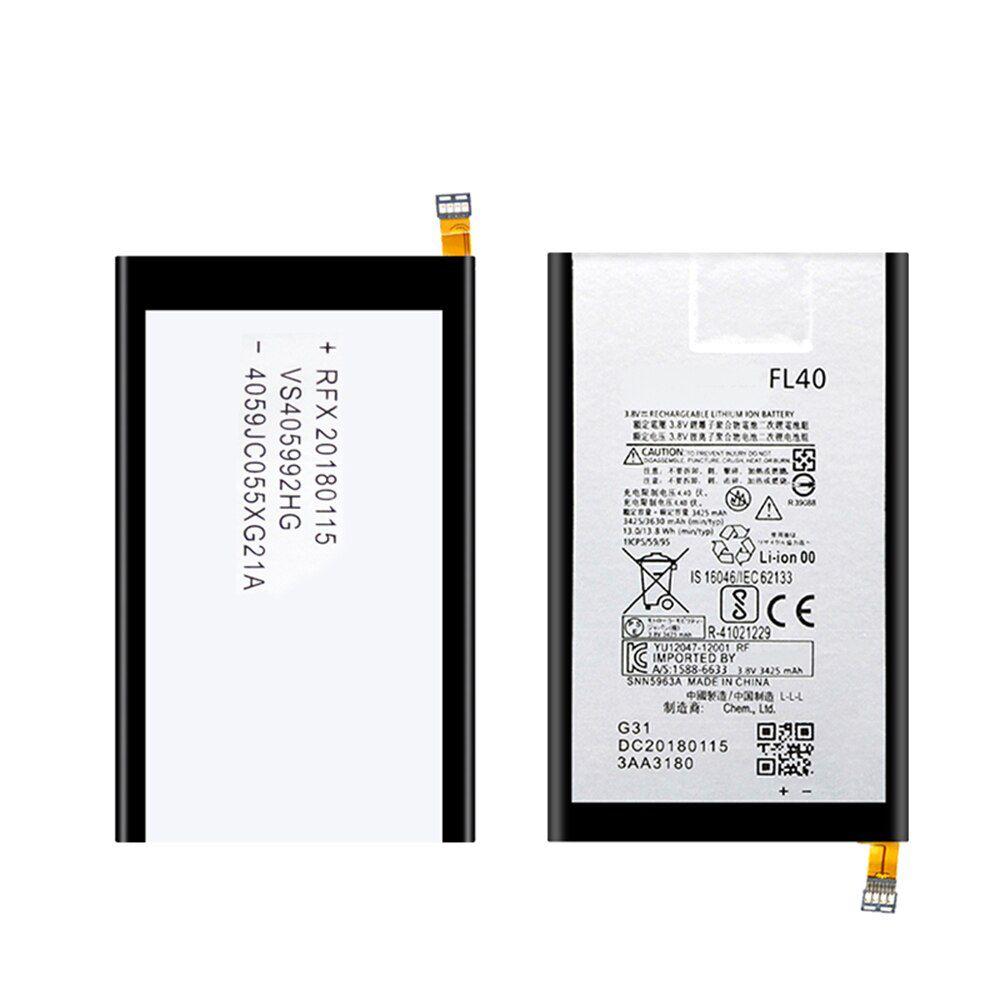Bateria Motorola Moto X Play - FL40