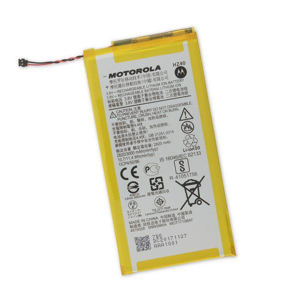 Bateria Motorola Moto Z2 Play XT1710 HZ40