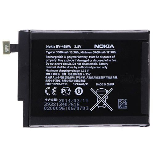 Bateria Nokia Lumia 1320 BV-4BWA