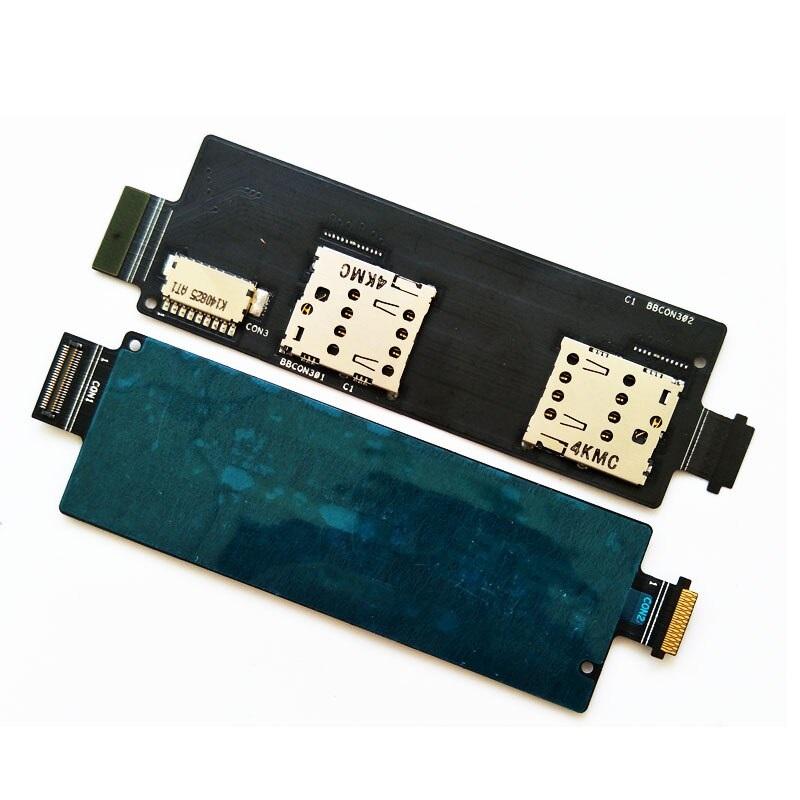 Cabo Flex Asus Zenfone 5 Lite A502 Sim Card / Micro SD