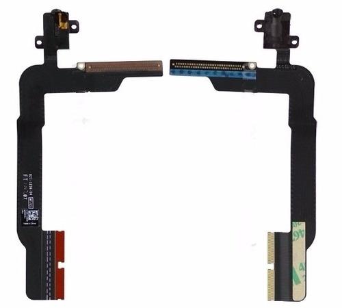 Cabo Flex iPad 3 Conector Fone de Ouvido P2