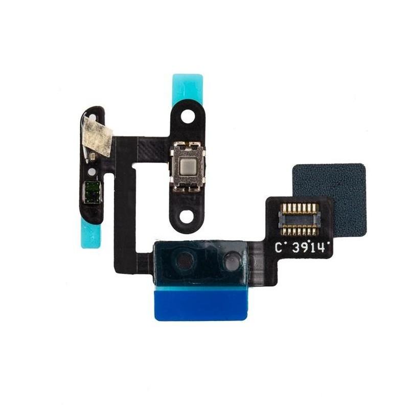 Cabo Flex Ipad Mini 4 A1538 A1550 Power / Microfone