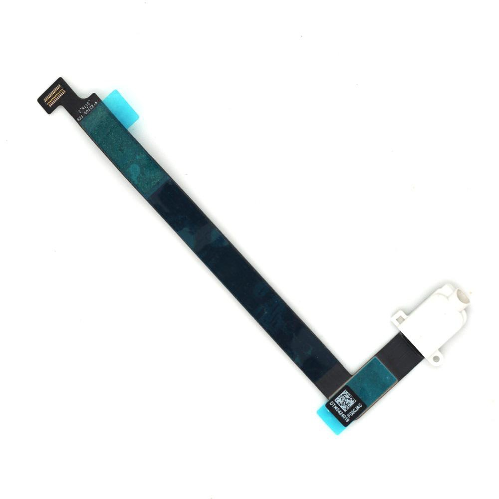 Cabo Flex Ipad Pro 12.9 A1671 A1821 Fone P2 Branco versao wifi